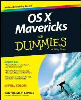 OS X Mavericks For Dummies free download