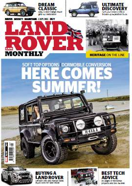Land Rover Monthly - May 2015 free download