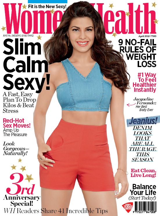 Women's Health India - April 2015 free download