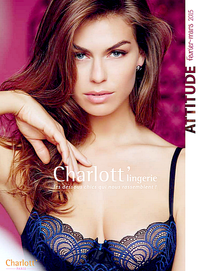Charlott' lingerie - Attitude Collection February-March 2015 free download