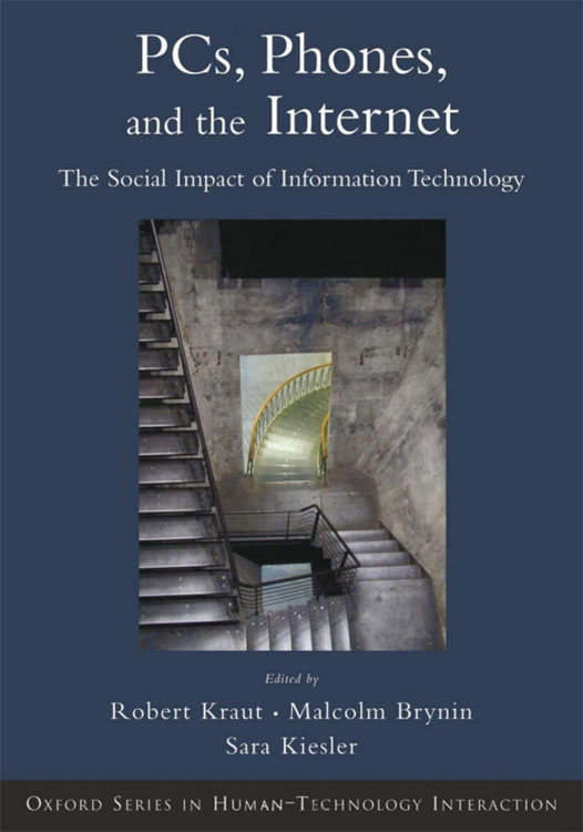 Computers, Phones, and the Internet: Domesticating Information Technology free download