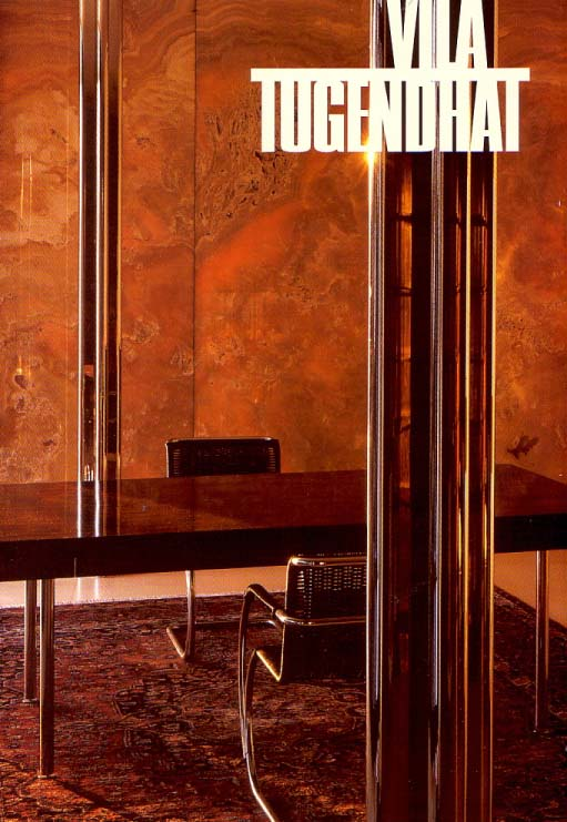 Architecture Mies Van Der Rohe - Villa Tugendhat free download