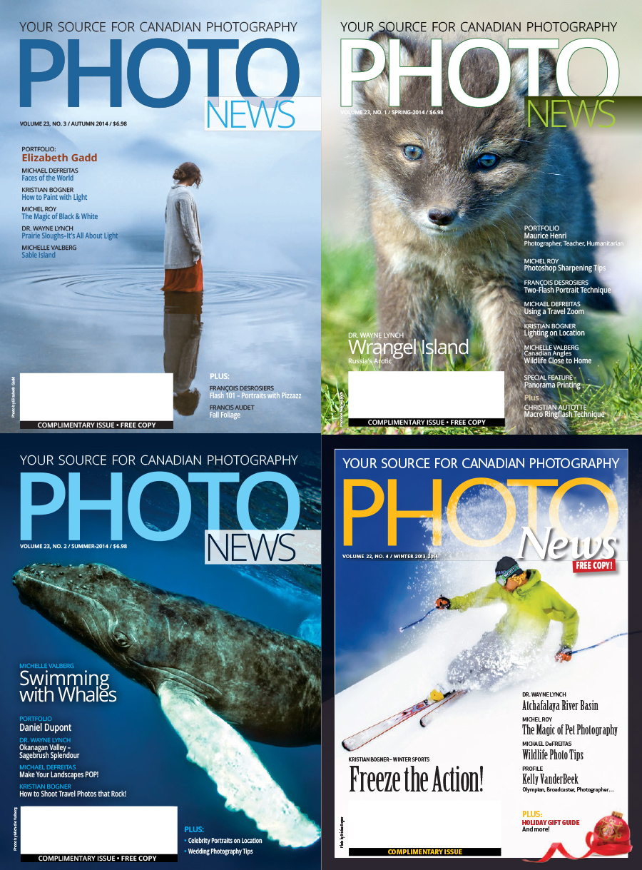 PHOTO News 2014 Full Year Collection free download