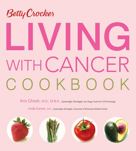 Betty Crocker Living with Cancer Cookbook free download