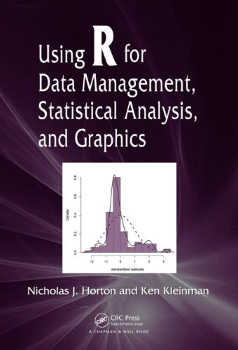 Using R for Data Management, Statistical Analysis, and Graphics free download