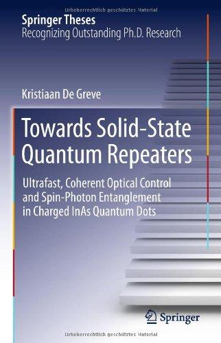 Towards Solid-State Quantum Repeaters free download