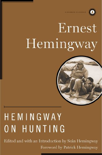 Hemingway on Hunting free download