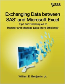 Exchanging Data Between SAS and Microsoft Excel: Tips and Techniques to Transfer and Manage Data More Efficiently free download