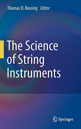 The Science of String Instruments free download
