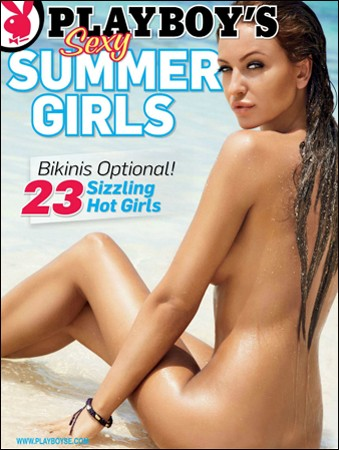 Playboy's Sexy Summer Girls - August / September 2011 free download