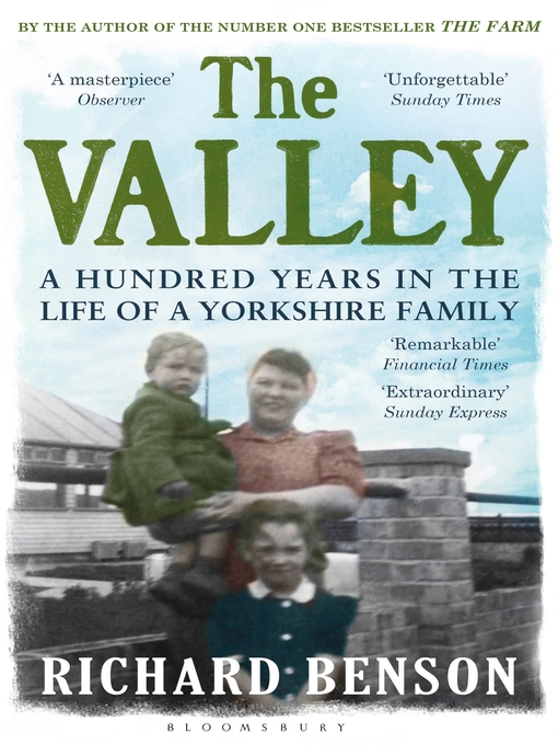 The Valley: A Hundred Years in the Life of a Family free download