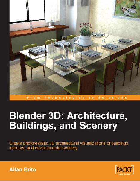 Blender 3D 2.49 Architecture, Buildings, and Scenery free download