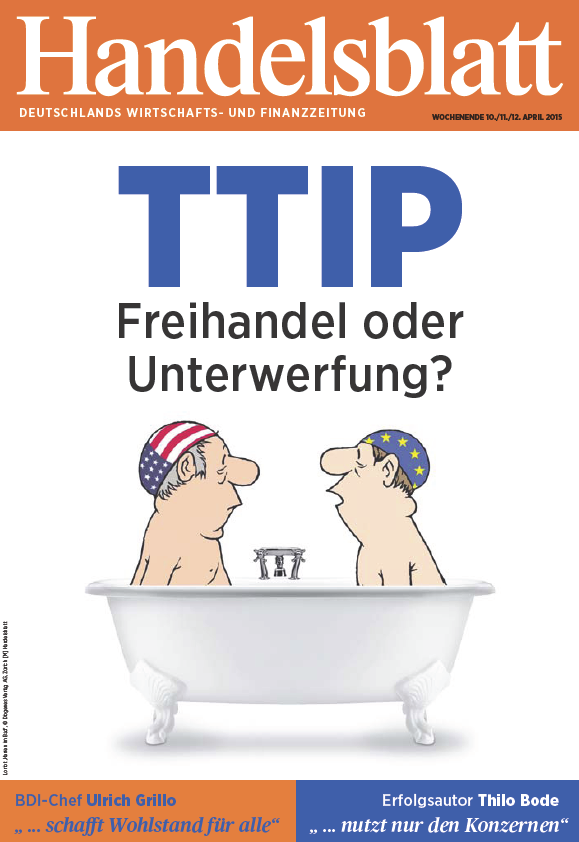 Handelsblatt vom Freitag, 10. April 2015 free download