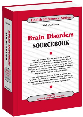 Brain Disorders Sourcebook free download