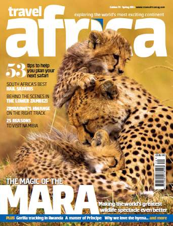 Travel Africa - Spring 2015 free download