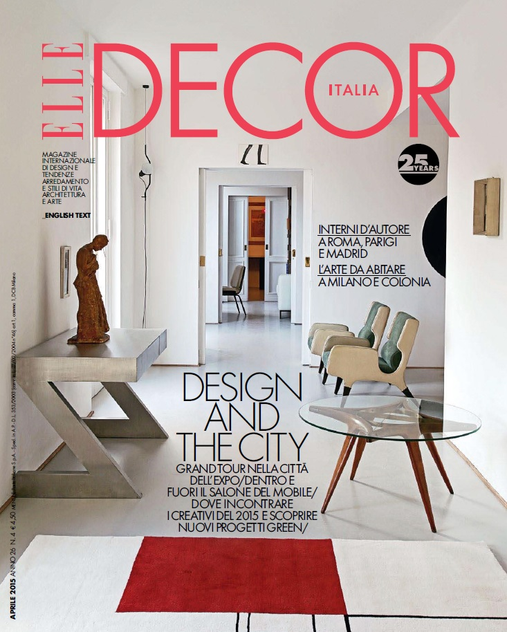Elle Decor Italia - Aprile 2015 download dree