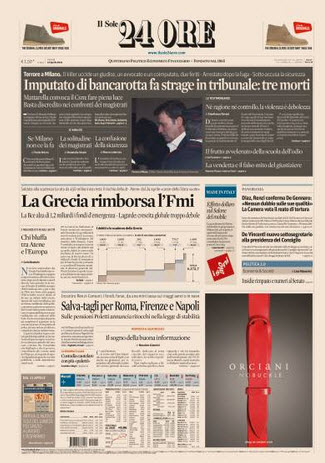 Il Sole 24 Ore - 10.04.2015 free download