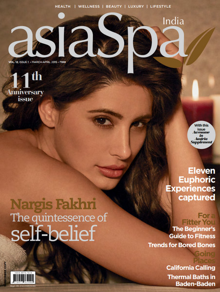 AsiaSpa India - March/April 2015 free download
