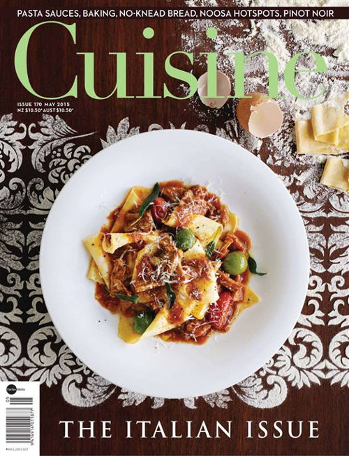 Cuisine - May 2015 free download