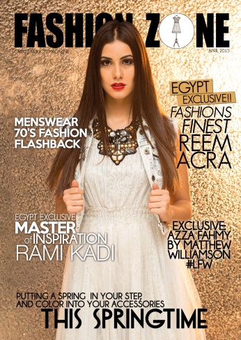 Fashion Zone Magazine - April 2015 free download