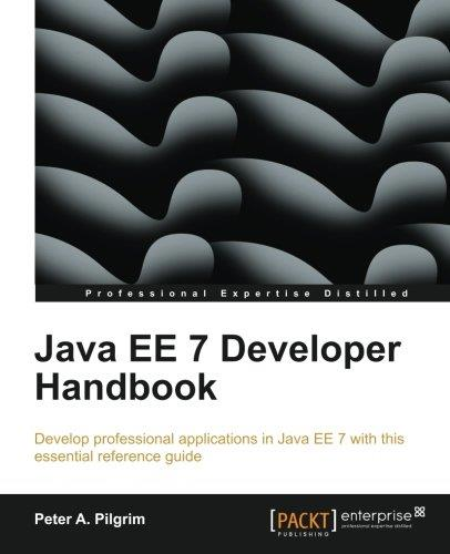 Java EE 7 Developer Handbook free download