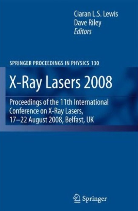 X-Ray Lasers 2008 free download