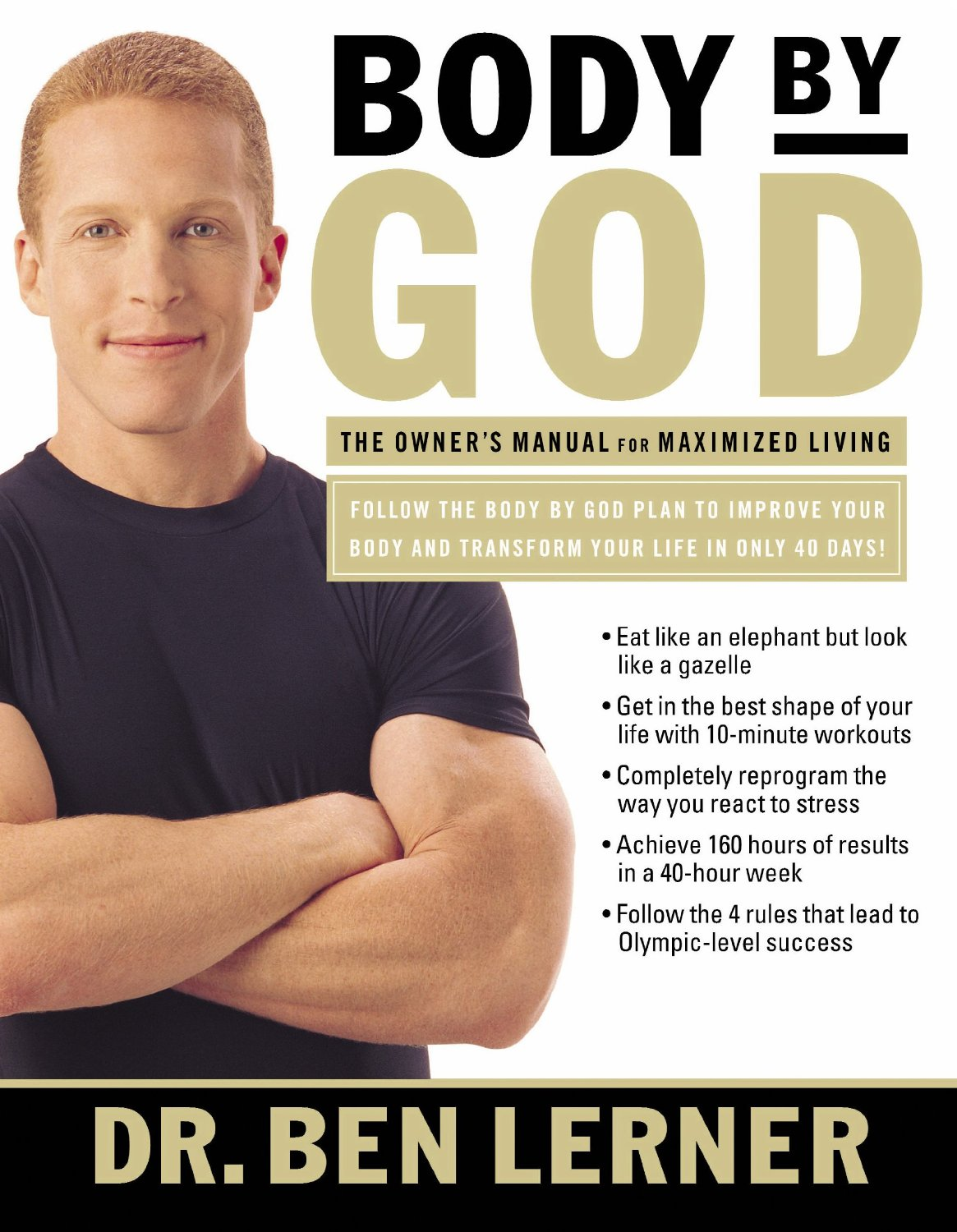 Body by God: The Owner's Manual for Maximized Living free download