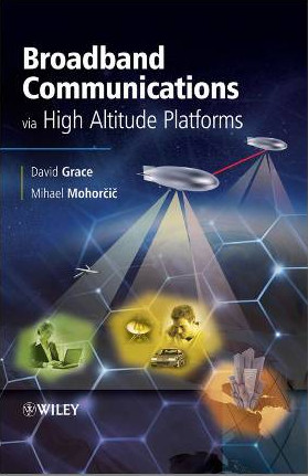 Broadband Communications via High-Altitude Platforms free download