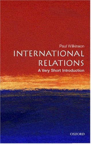 International Relations: A Very Short Introduction free download