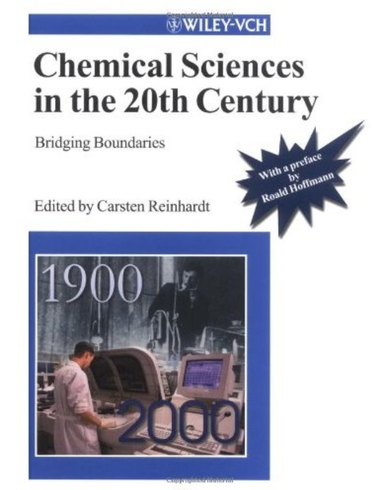Chemical Sciences in the 20th Century: Bridging Boundaries free download