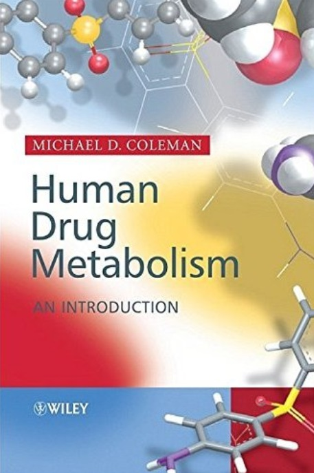 Human Drug Metabolism: An Introduction free download