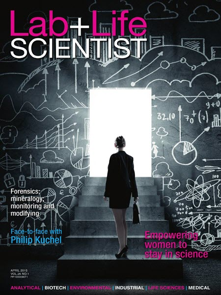 Lab+Life Scientist - April 2015 free download