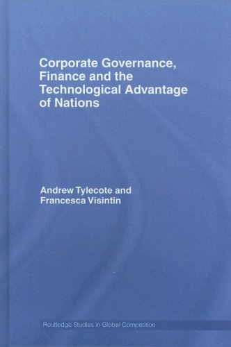 Corporate Governance and the Technological Advantage of Nations free download