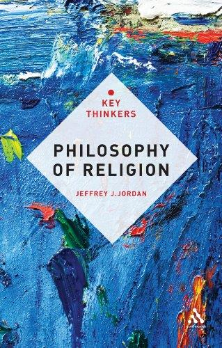 Philosophy of Religion: The Key Thinkers free download