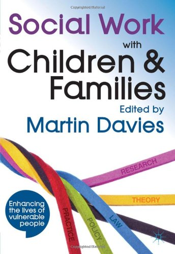Social Work with Children and Families free download