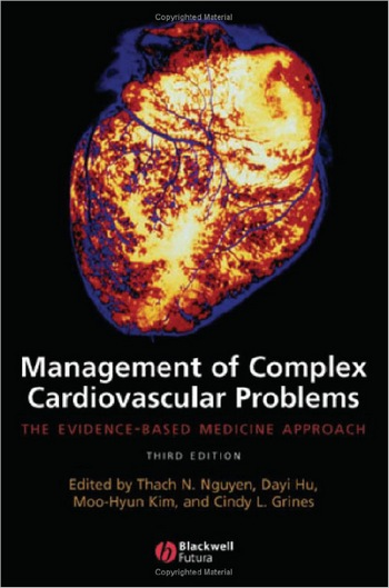 Management of Complex Cardiovascular Problems: The Evidence-Based Medicine Approach free download