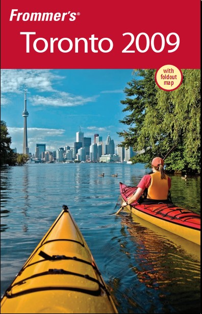 Frommer's Toronto 2009 (Frommer's Complete Guides) by Hilary Davidson free download