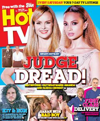 Hot TV - 11 April-17 April 2015 free download