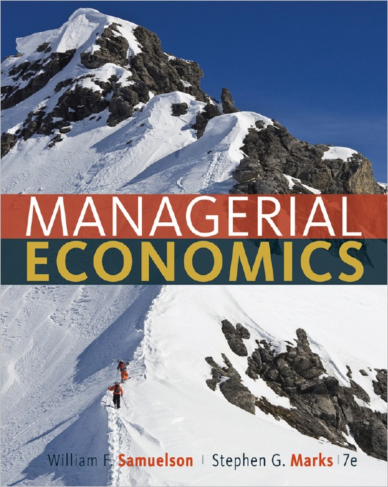 managerial economics applied problems chp 1