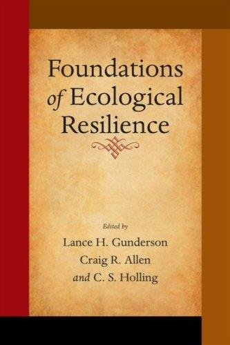 Foundations of Ecological Resilience free download