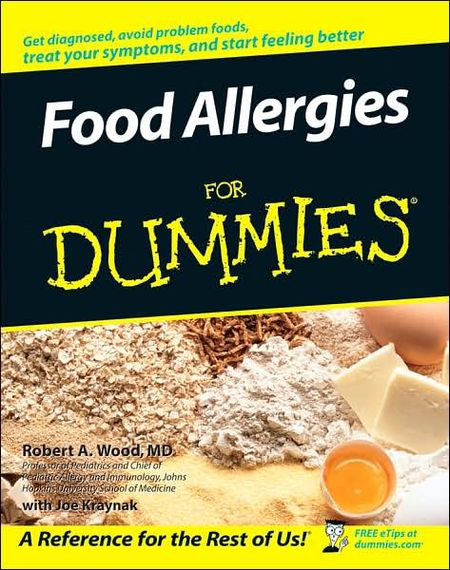 Food Allergies For Dummies free download