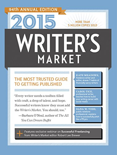 2015 Writer's Market: The Most Trusted Guide to Getting Published free download