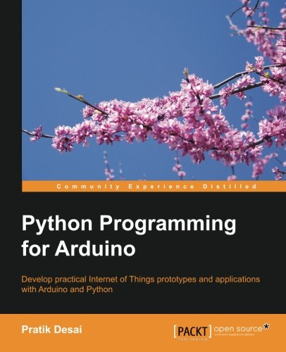 Python Programming for Arduino free download
