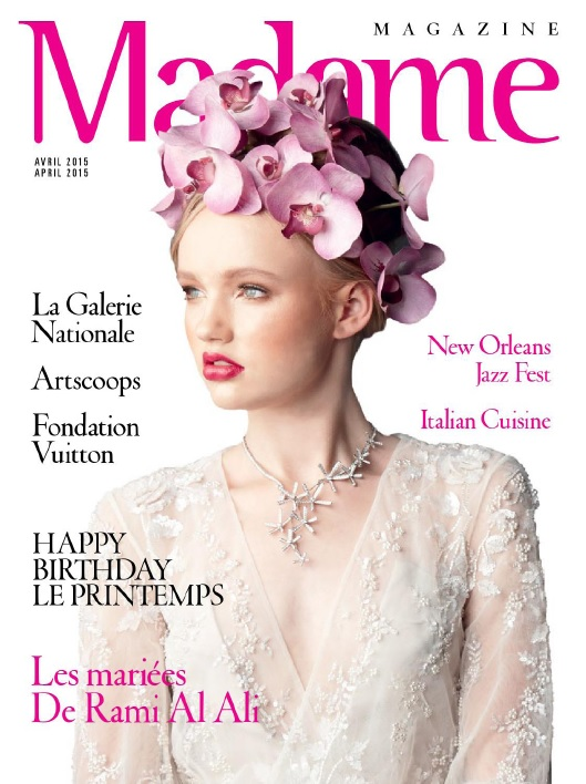 Madame Magazine - April 2015 free download