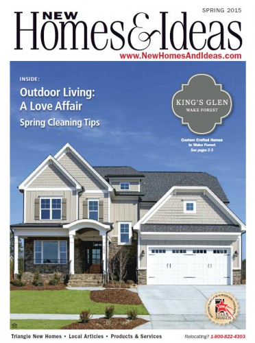 New Homes and Ideas - Spring 2015 free download