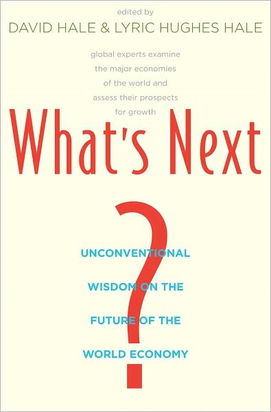 What's Next?: Unconventional Wisdom on the Future of the World Economy free download