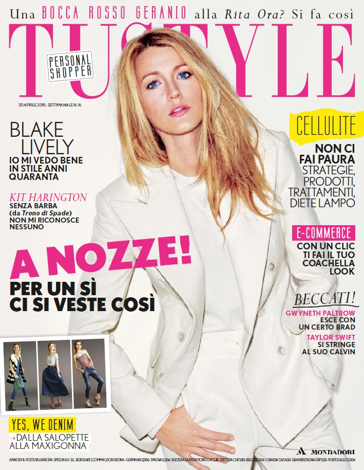 TuStyle - 20 April 2015 free download
