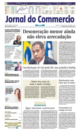 Jornal do Commercio - 13 de abril de 2015 - Segunda free download