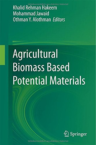 Agricultural Biomass Based Potential Materials free download