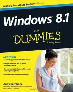 Windows 8.1 For Dummies free download